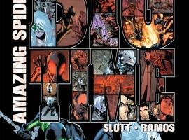 Amazing Spider-Man #651, 2nd Printing Variant