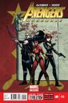 Avengers Assemble #12 cover