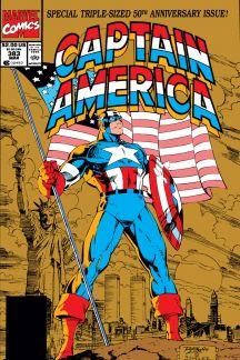 Captain America (1968) #383