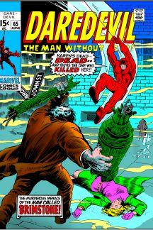 Daredevil (1964) #65