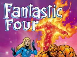 FANTASTIC FOUR: FLESH AND STONE