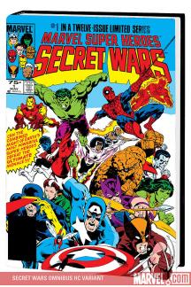 Secret Wars Omnibus (Hardcover)