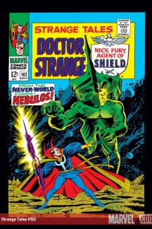 Strange Tales (1951) #162