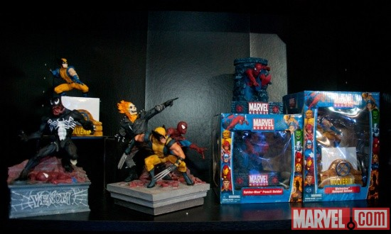 Monogram International Marvel Notepad holder,pencil holders, and paper weights