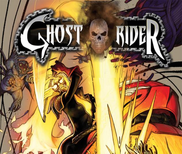 Ghost Rider (2011) #9