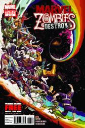 Marvel Zombies Destroy! #4
