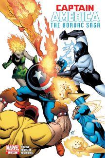 Captain America & the Korvac Saga #2