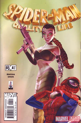 Spider-Man: Quality of Life (2002) #4