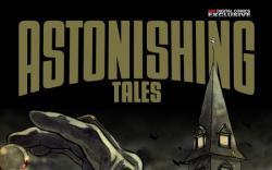 ASTONISHING TALES: ONE SHOTS (SHIVER MAN) #1