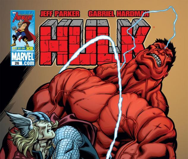 Hulk (2008) #26