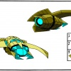 Kang's glider from The Avengers: Earth's Mightiest Heroes