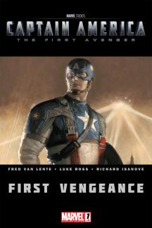 Captain America: First Vengeance #1
