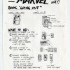 Marvel internal memo on making copies