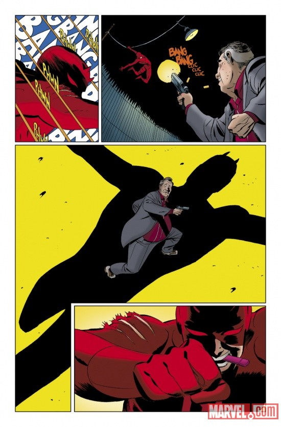 Daredevil #4 preview art by Marcos Martin