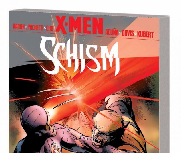 X-MEN: SCHISM TPB