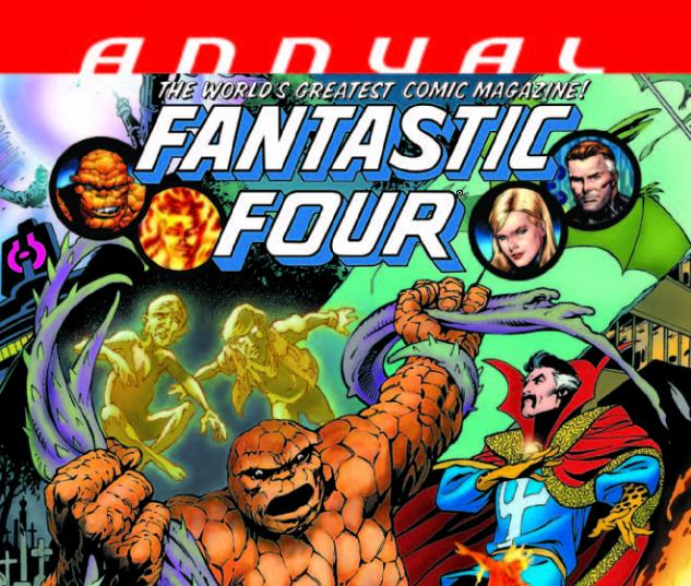 FANTASTIC FOUR ANNUAL 33 DAVIS VARIANT (1 FOR 20, WITH DIGITAL CODE)