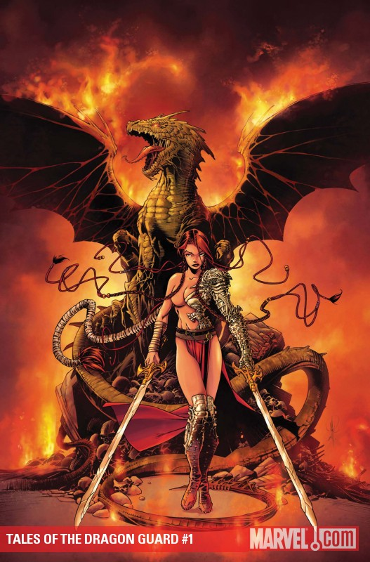 Tales of the Dragon Guard (2010) #1