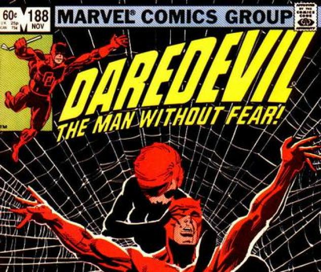 Daredevil #188