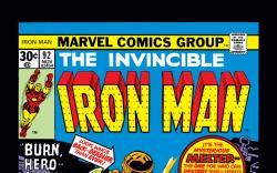 Iron Man (1968) #92 Cover
