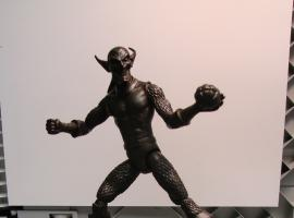 Marvel Select Goblin Prototype with Glider