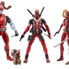 Taco Up With Hasbro's SDCC Exclusive Deadpool Corps Figure Set