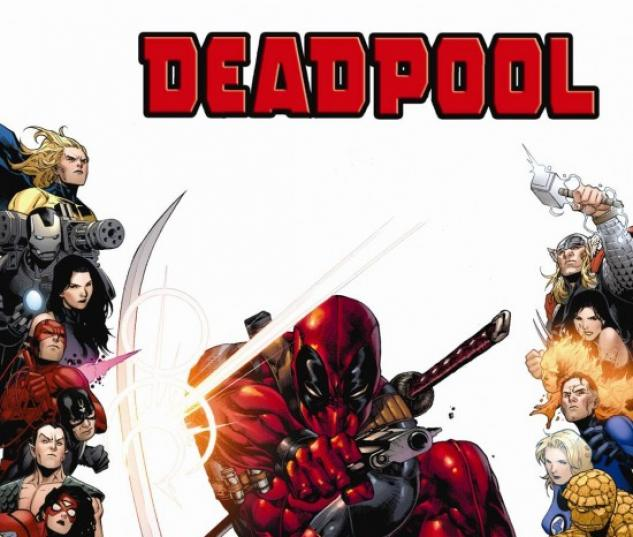 DEADPOOL #13 (70TH FRAME VARIANT)