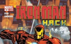 Iron Man: Hack (2010) #1