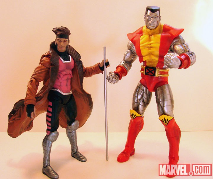 Diamond Select Toys' Marvel Select Line's 10 Year Anniversary