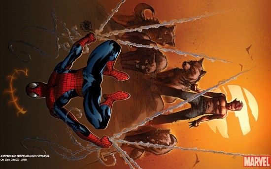 Astonishing Spider-Man/Wolverine #4