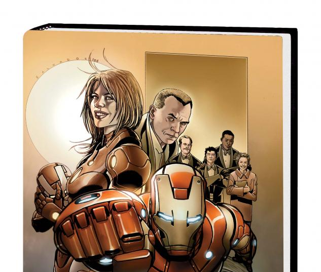 Invincible Iron Man Vol. 7: All My Monsters Premiere HC