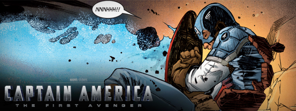 Captain America: First Vengeance Introducing Javi Fernandez