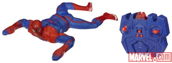 Hasbro Spider-Man RC Speed Climber