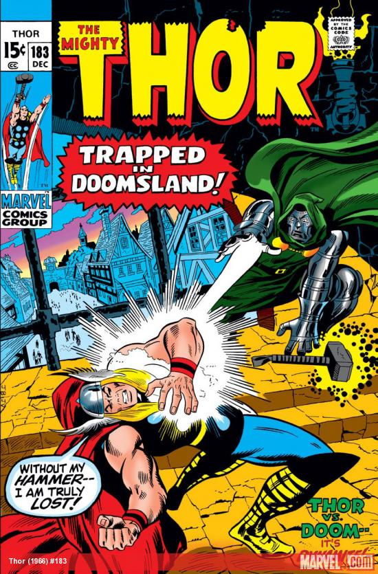 Thor (1966) #183
