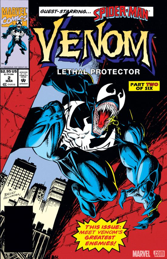 Marvel Vs. Capcom Origins:Venom Storm Spider-Man