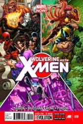 Wolverine & the X-Men #19