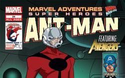 Marvel Adventures Super Heroes (2010) #24 Cover