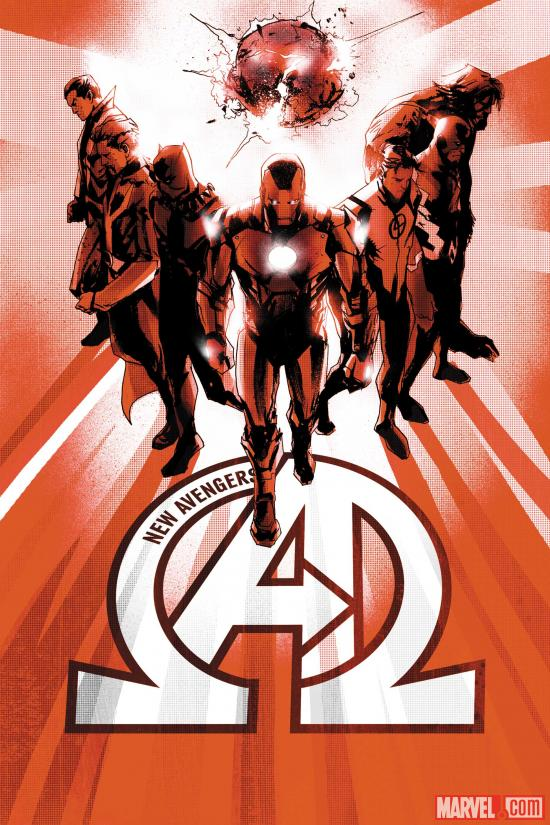 New Avengers (2012) #6