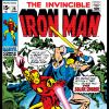 Iron Man (1968) #26 Cover