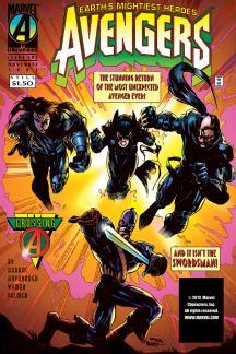Avengers #392