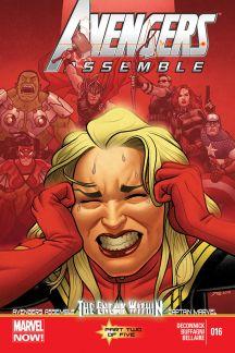 Avengers Assemble (2012) #16