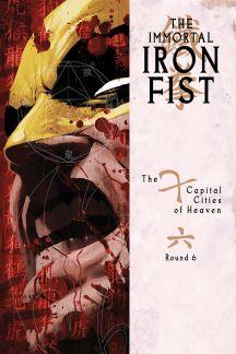 Immortal Iron Fist (2006) #13