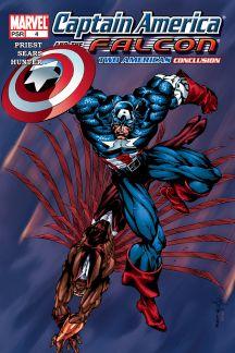 Captain America & the Falcon (2004) #4