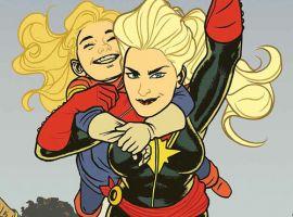 Psych Ward: Captain Marvel