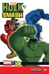 MARVEL UNIVERSE HULK: AGENTS OF S.M.A.S.H. 1