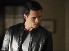Brett Dalton stars as Agent Grant Ward in Marvel's Agents of S.H.I.E.L.D. Season 1, Ep. 5