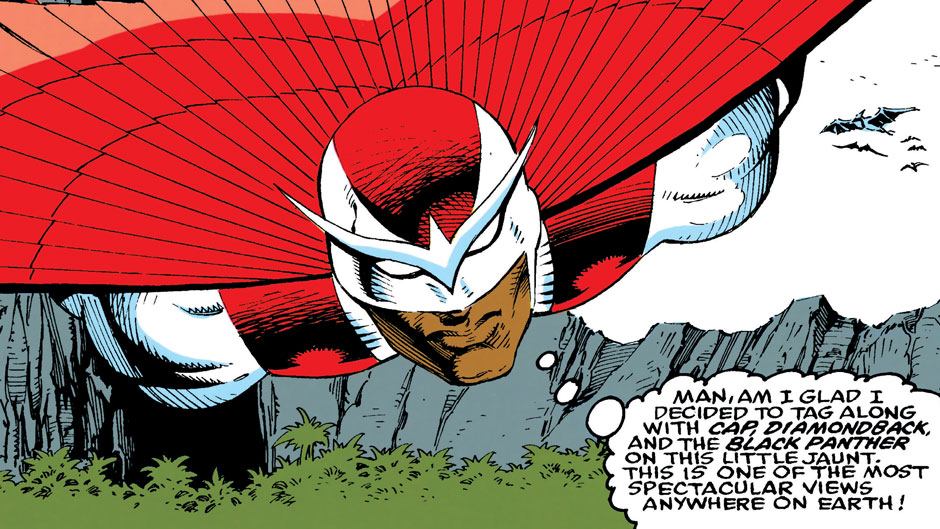 90s By The Numbers: Avengers #341