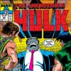 INCREDIBLE HULK #356 COVER