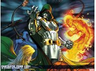 Fantastic Four (1998) #551 Wallpaper