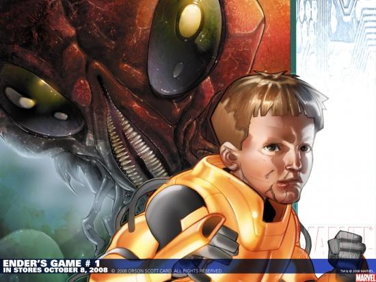 Ender's Game (2008) #1 Wallpaper