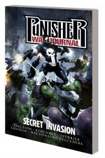Punisher War Journal Vol. 5: Secret Invasion (Trade Paperback)
